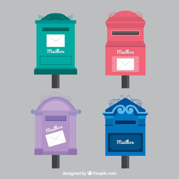 почтовый ящик рисунок красками чуточку прохлады свою