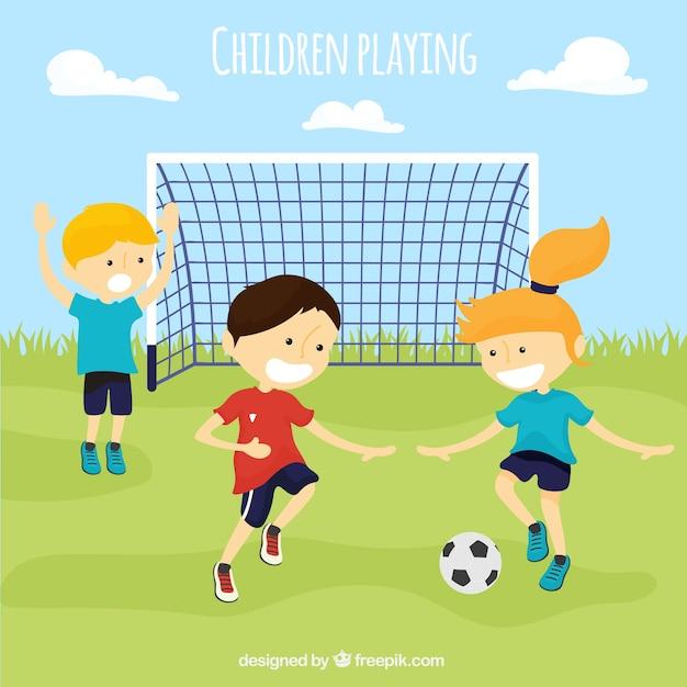 Детские игры в футбол картинки для детей