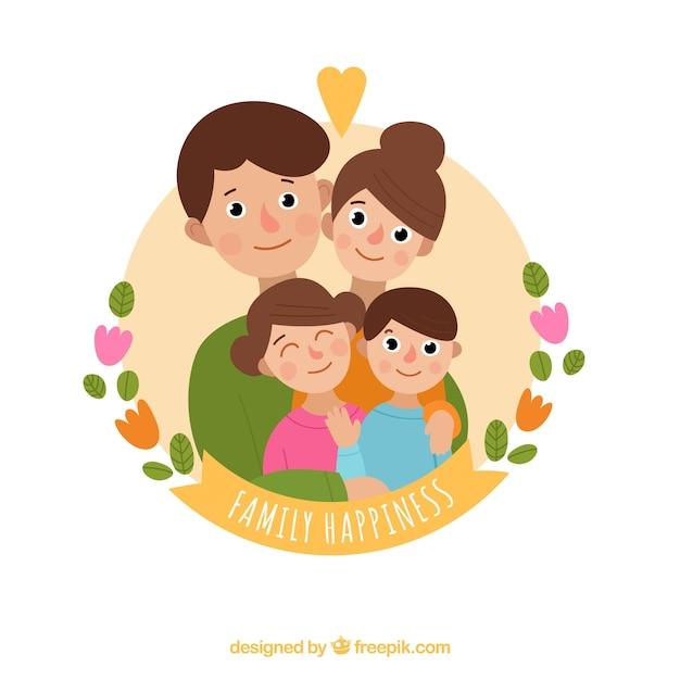 Картинки эмблемы семья