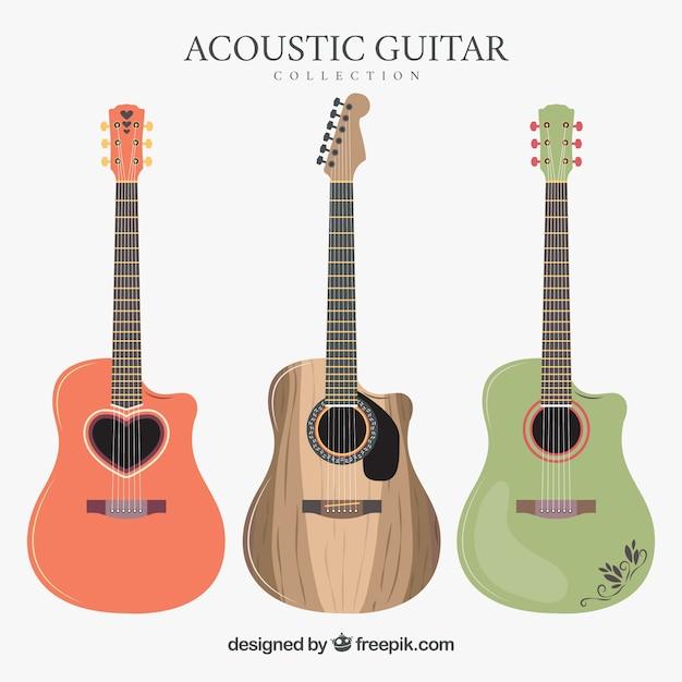 ギター かわいい