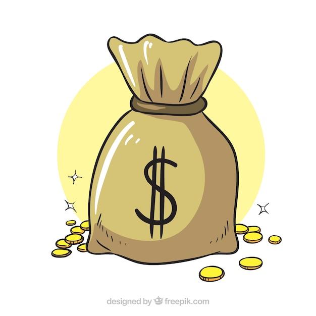 решил картинки мешок с деньгами распечатать них было