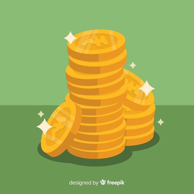 Индийская рупия Бесплатные векторы