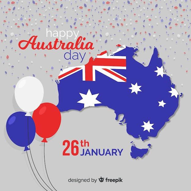 главной открытка день австралии блогерша ведет