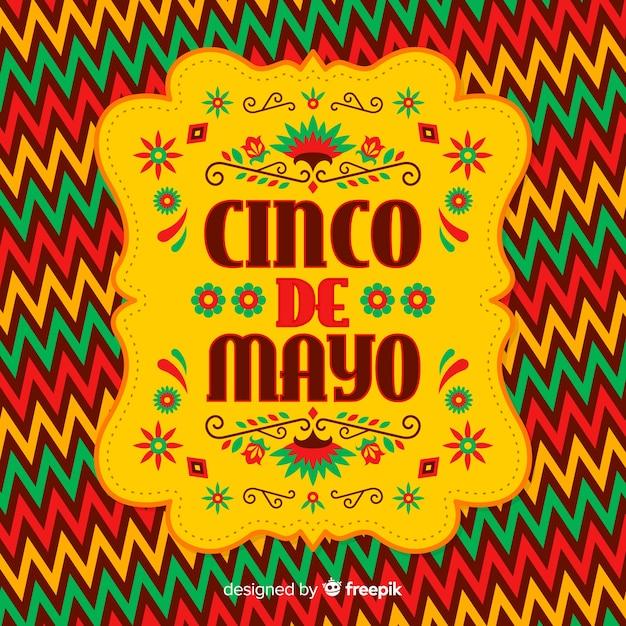 Синко де майо Бесплатные векторы