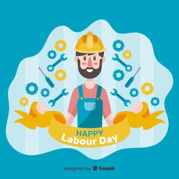 День труда Бесплатные векторы