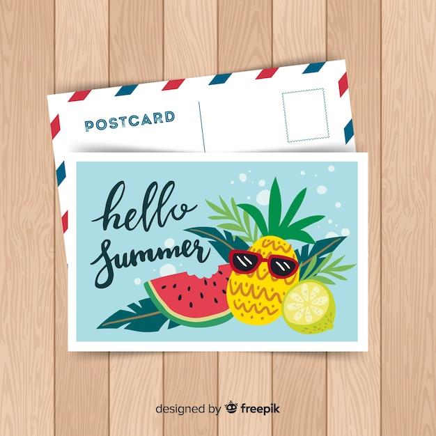 Фрипик открытка