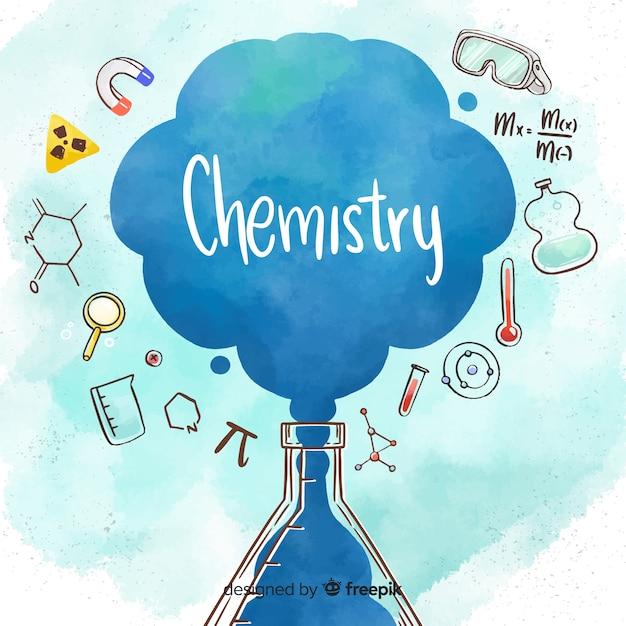 化学 無料ベクター