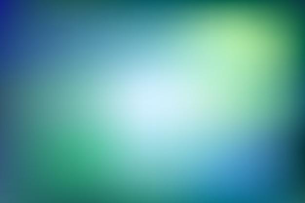 背景の緑のトーングラデーション 無料ベクター