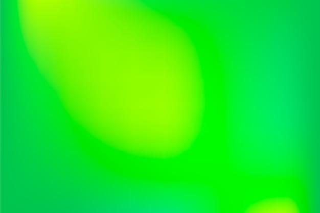 Фон зеленый градиент тонов Бесплатные векторы