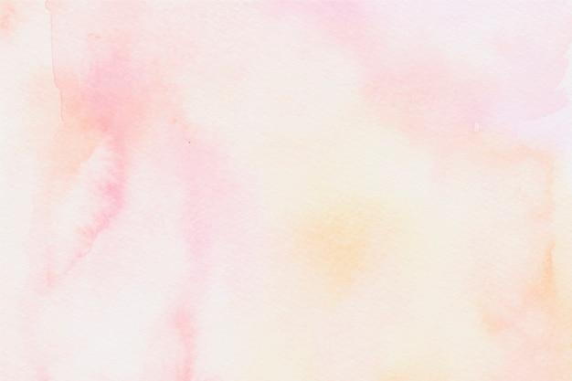 水彩のピンクのトーンテクスチャ背景 無料ベクター