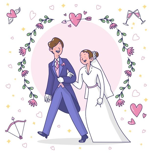 открытки с золотой свадьбой нарисовать если