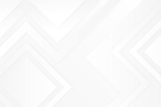 白のエレガントなテクスチャ背景スタイル 無料ベクター