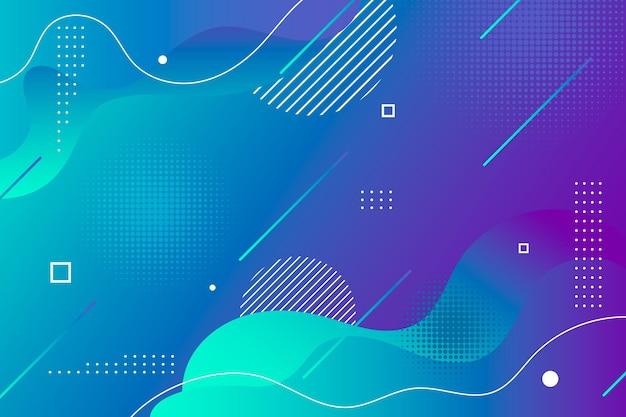 Абстрактный полутоновый фон Бесплатные векторы