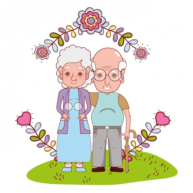 Открытки дедушке и бабушке на годовщину свадьбы