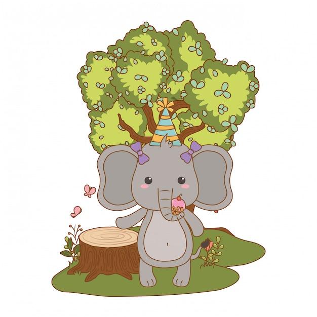 Поздравления, картинки с днем рождения слона мультфильм