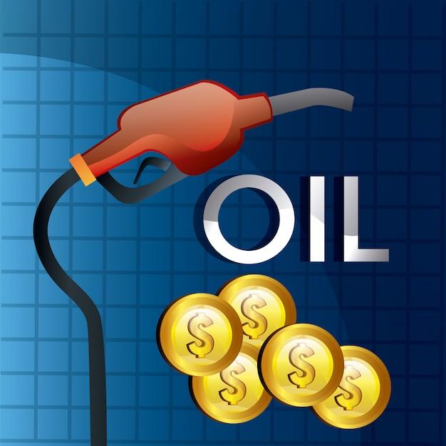 Цены на топливо эконом дизайн Бесплатные векторы