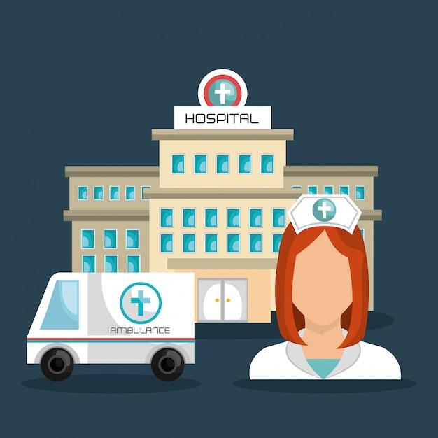 Медицинское здравоохранение Бесплатные векторы