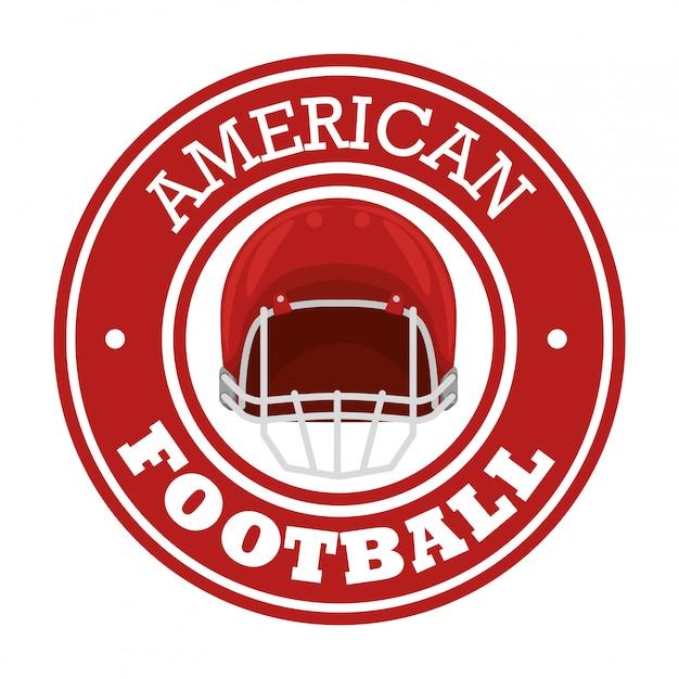 アメリカンフットボールスポーツ 無料ベクター