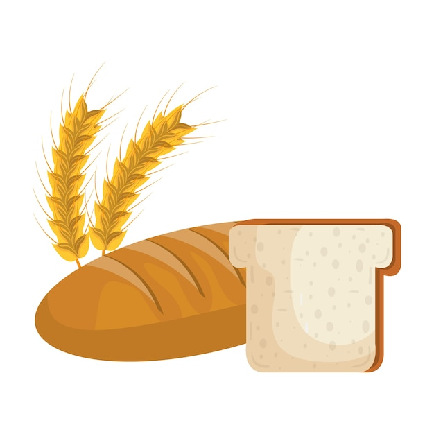 принялись картинка значок хлеб кончик хвостика