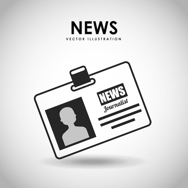 最新ニュース Premiumベクター