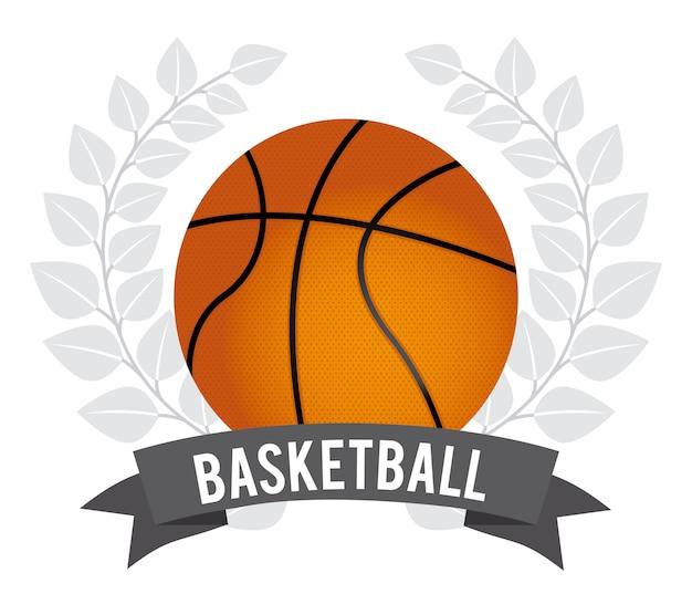 バスケットボール Premiumベクター