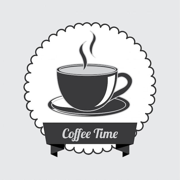 Перерыв на кофе Бесплатные векторы
