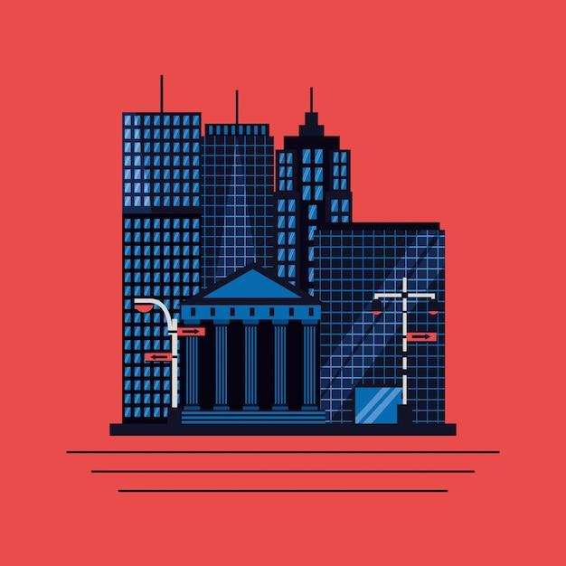 Нью-йорк Бесплатные векторы