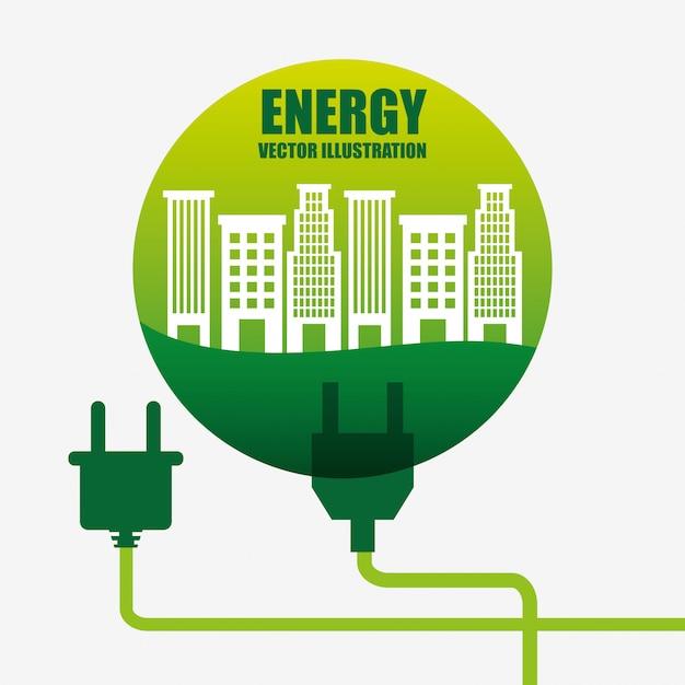 エネルギー設計 無料ベクター