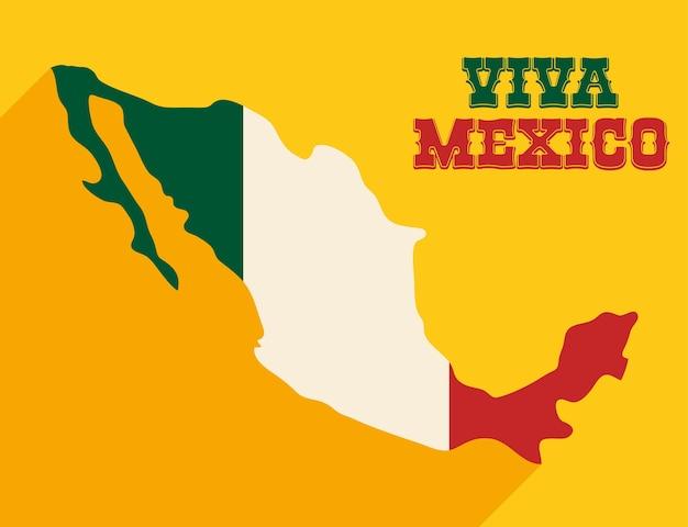 メキシコデザイン Premiumベクター