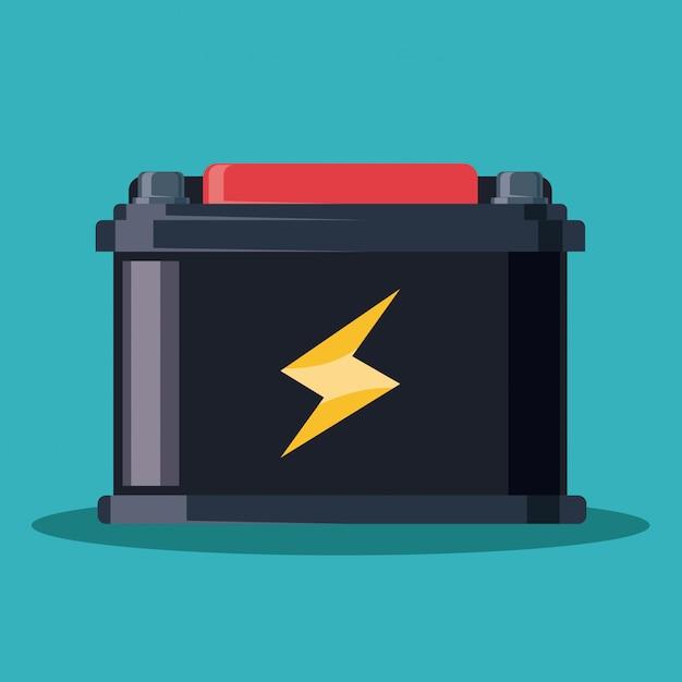 電池エネルギー設計 Premiumベクター