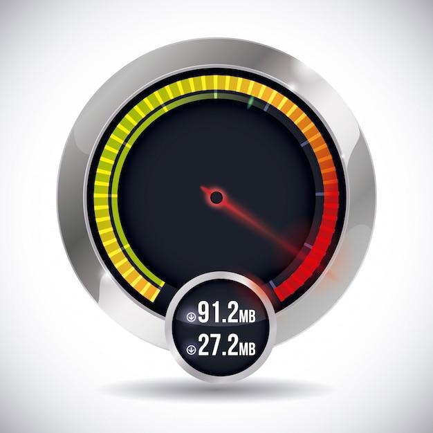 Скоростной дизайн. Premium векторы