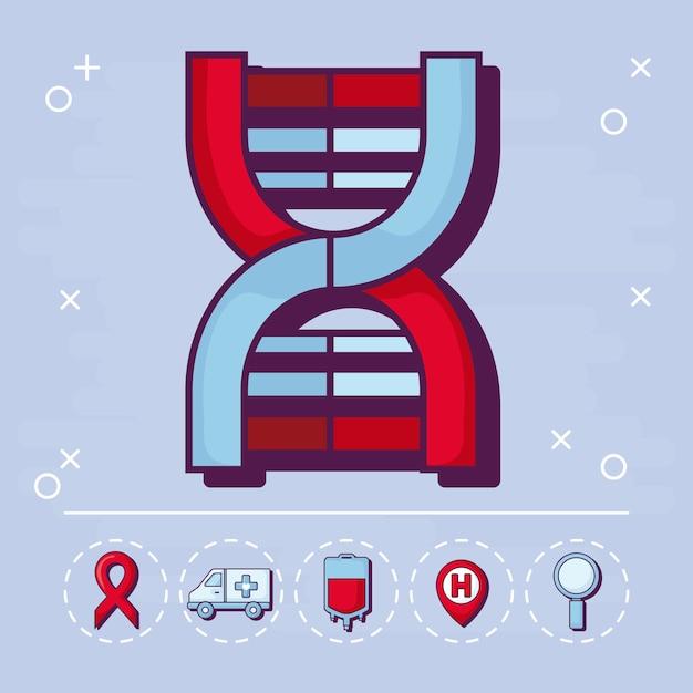 Медицина и медицина Бесплатные векторы