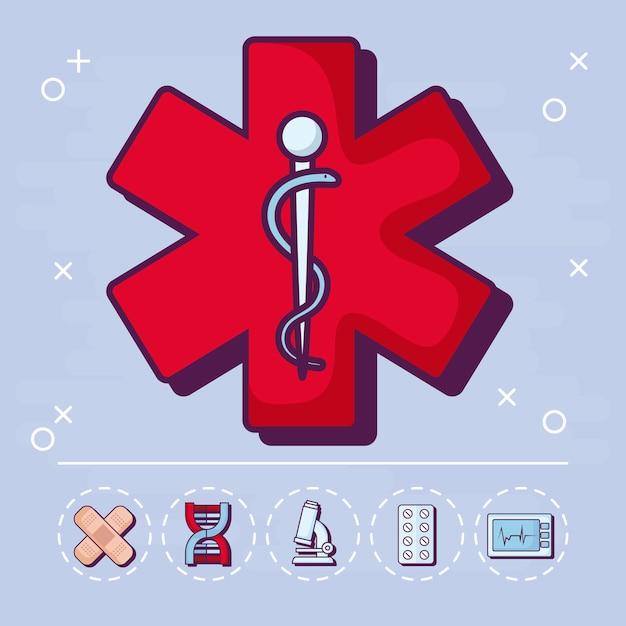 医学と医療 無料ベクター