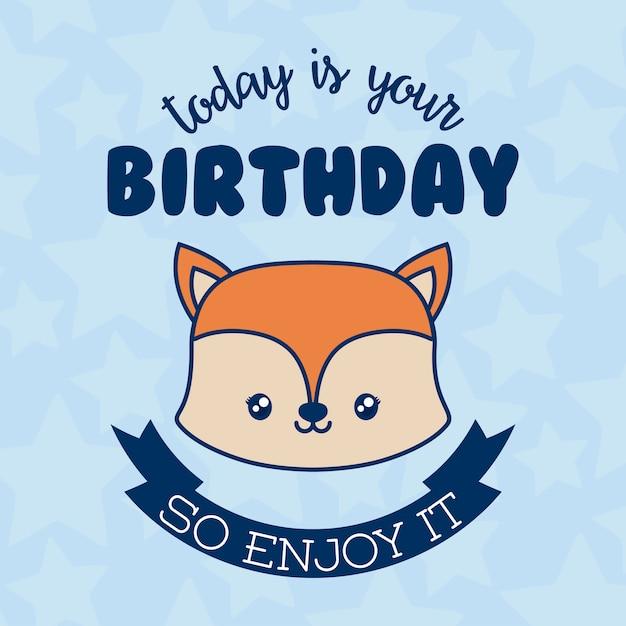お誕生日おめでとうございます 無料ベクター