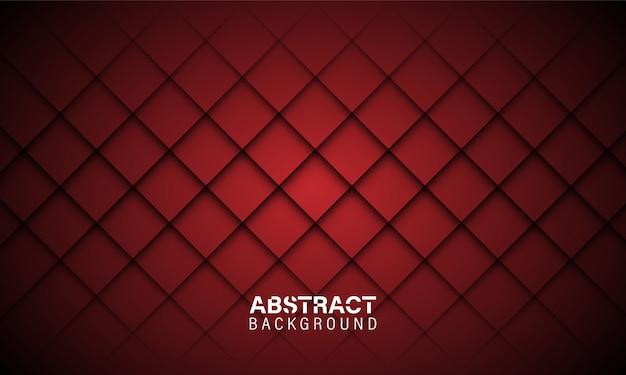 暗い赤の抽象的な背景 Premiumベクター