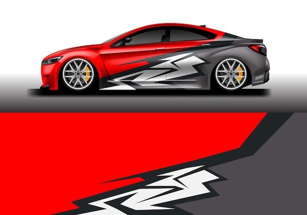 Автомобильная наклейка для автомобиля Premium векторы