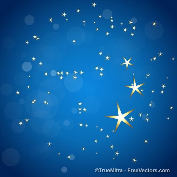 Открытка звезды