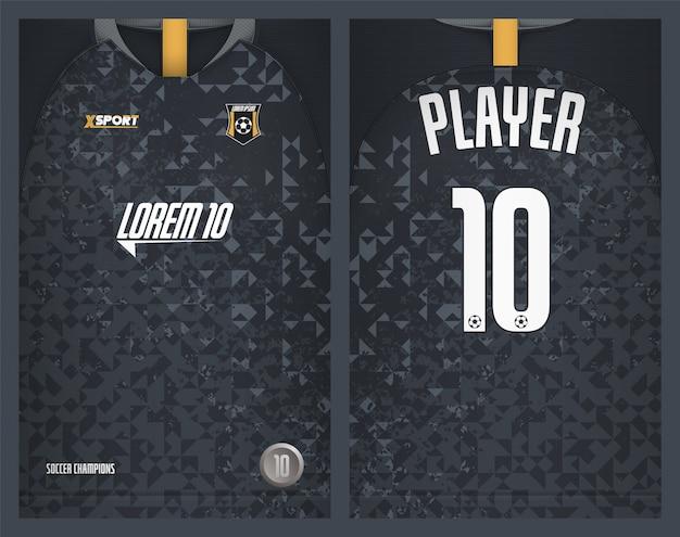 Футболка шаблон футболка спортивная футболка Premium векторы