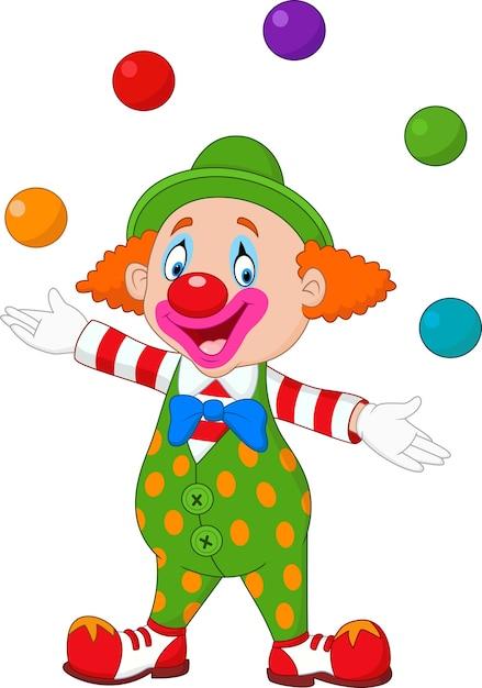 Зайчик жонглирует мячами картинка для детей