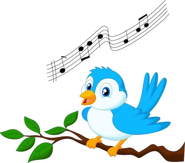 Картинка музыкальных птенчиков