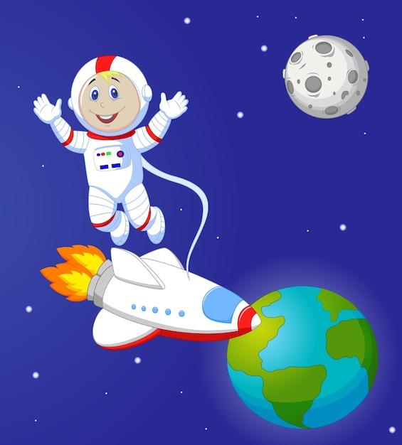 Енота, картинки для детей космос ракеты космонавты на прозрачном фоне
