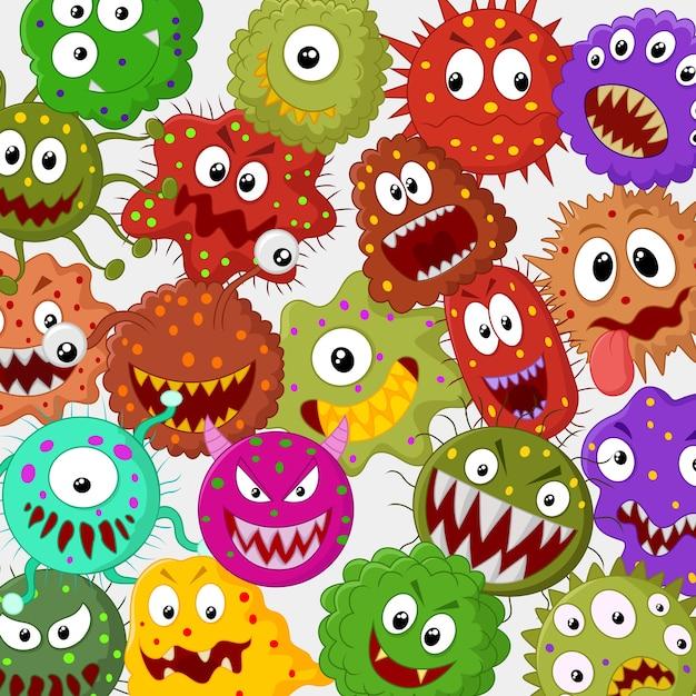 Смешные картинки с бактериями, днем военно морского