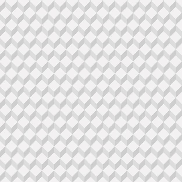 ひし形、幾何学的なベクトルの背景とのシームレスなパターン。 Premiumベクター