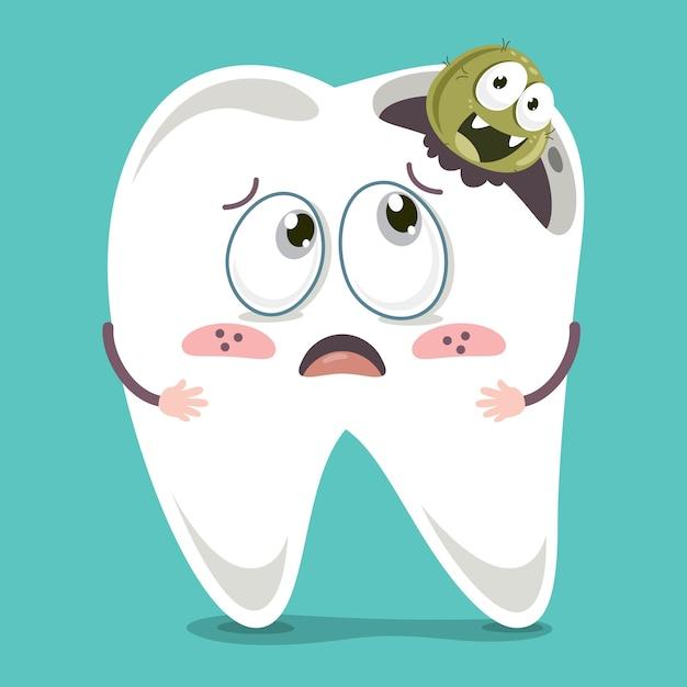Открытки зубиком