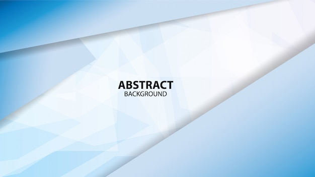 Современный абстрактный фон шаблона. современная форма. Premium векторы