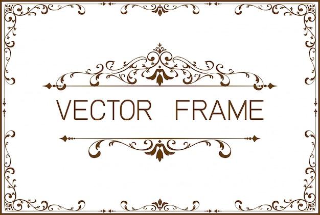 Золотая рамка-шаблон сертификата Premium векторы
