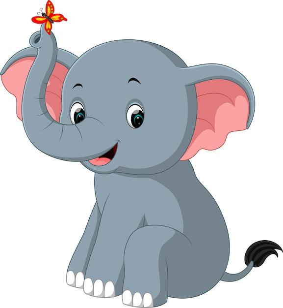 картинка для шкафчика слоненок собраны самые