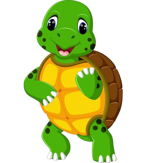 Картинка на шкафчик черепаха