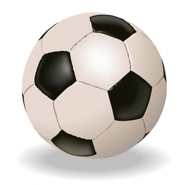 Футбольный мяч Premium векторы