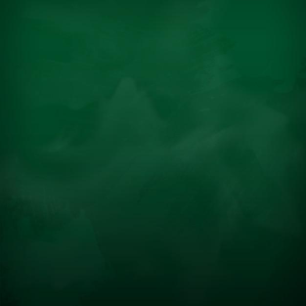 緑の黒板の抽象的な背景 Premiumベクター